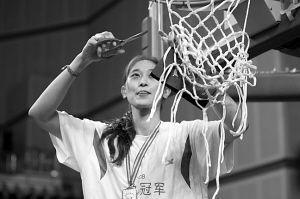 30岁隋菲菲八一女篮史上最年轻主帅(图)