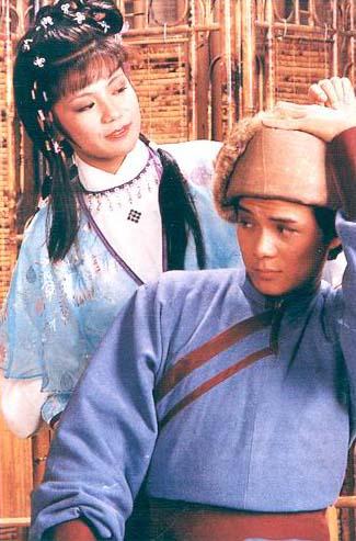 1983翁美玲、黄日华版《射雕英雄传》[组图]